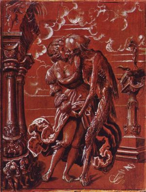 Kuolema suutelee aatelisneitoa