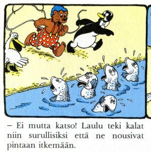 Rasmus Nalle ja itkevät kalat