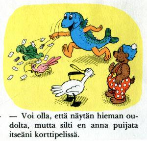Rasmus Nalle ja korttipelihuijausyritys