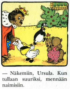 Rasmus Nalle ja Ursula