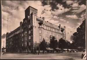 Pietisen palatsi Viipurissa 1930-luvulla.