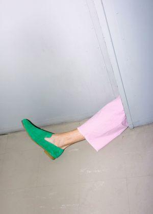 Suomalaisen Saint Vacantin kengät olivat esillä Pitti Uomo –messuilla.