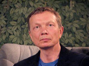Den estniska författaren Tönu Önnepalu.