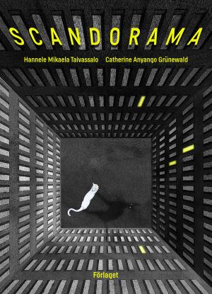 Pärmen till boken Scandorama av Hannele Mikaela Taivassalo och Catherine Anyango Grünewald.