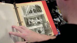 Harold Michelsonin kuvakäsikirjoitusta elokuvaan Miehuuskoe