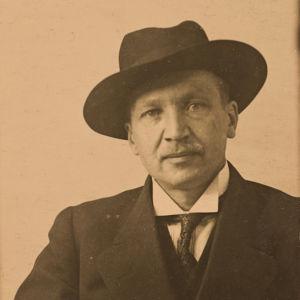 Kullervo Manner 1913-1915