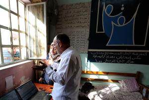 Irakierna förbereder sig för parlamentsvalet i maj.