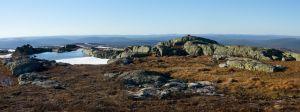 Urho Kekkosen kansallispuisto, Lupukkapää