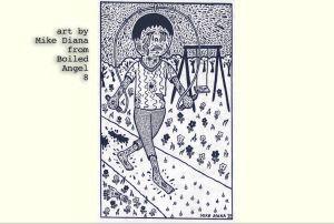 Mike Dianan sarjakuvia