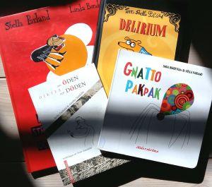 Böcker av Stella Parland.