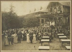 Alppilan ravintola 1918.