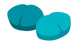 Kuvituskuva lääketableteista