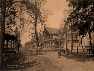 Alppilan ravintola 1910.