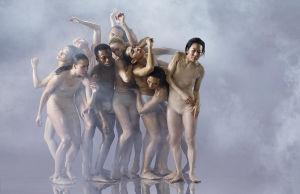 Göteborgin baletin tanssiryhmä.