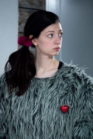 Kuvassa Anni Malinen (Anette Aghazarian).