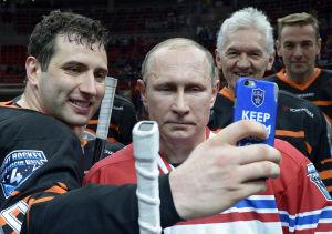 Vladimir Putin, Gennady Timchenko, Roman Rotenberg