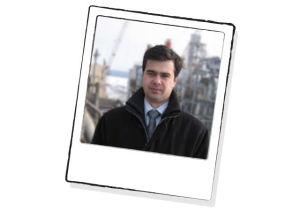 Kuvituskuva polaroid valokuvasta, jossa Alexey Sukmanov