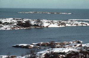 Havet från Väderskär (Stormskär)