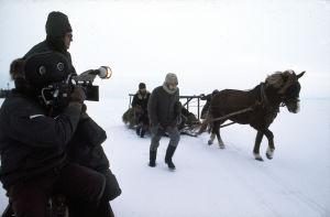 Filmning av Stormskärs Maja