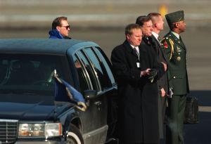 Väntan på presidenterna, 1997