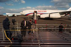 Presidenterna avreser, 1997
