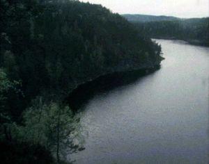 Koloveden kansallispuiston maisemia.
