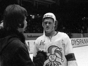 Lauri Mononen edusti 1973 Helsingin Jokereita.