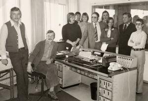 Lapin radio/Kemin toimitus 1972