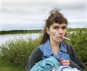 Essi Kaila Tuulikaappimaassa (2003).