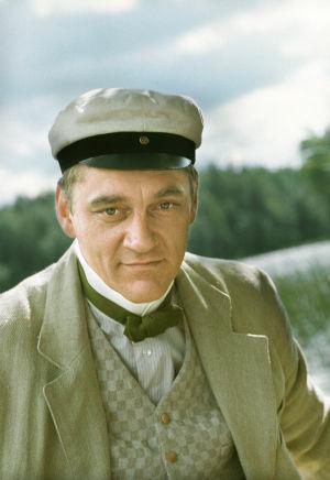 Ville Virtanen (Juhani Aho) tv-draamassa Venny (2003).