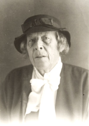 Venny Soldan-Brofeldt (1930-luku).