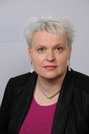 Erja Sandberg.