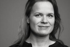 Elokuvaohjaaja Selma Vilhunen.