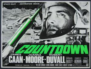 Countdown on varhainen astronauttielokuva