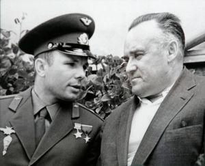 Gagarin ja Koroljov