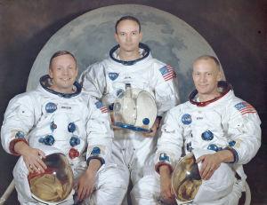 Besättningen på Apollo 11