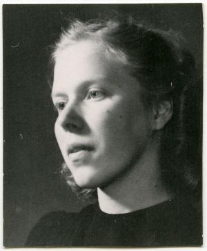 Meri Sibelius-Akatemian opiskelijana.