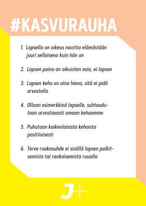 #kasvurauha-juliste