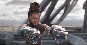 Black Panther -elokuvasta.