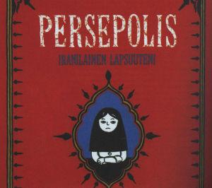 Marjane Satrapin sarjakuvaromaani Persepolis
