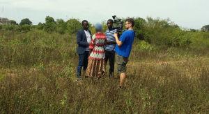 Gerald Barebee intervjuar en ugandisk mamma som dödat sitt barn.