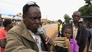 Fördomar och vidskepelse i Uganda.