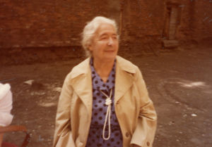Anaida Chumbatjan Moskovassa 1978.