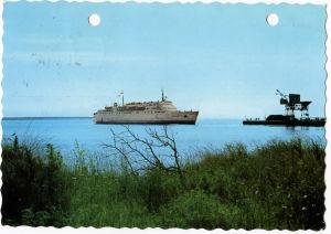 Laiva-postikortti vuodelta 1964.