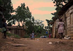 I östra Uganda är fattigdomen utbredd.