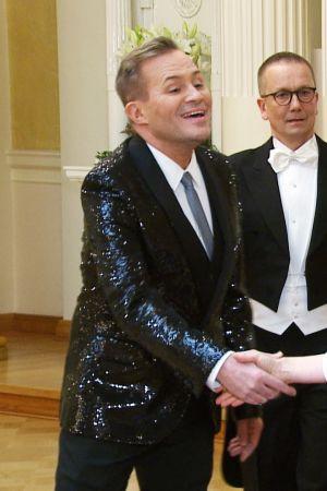 Linnan juhlien pukuäänestyksen kuva: Jarkko Valtee