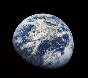 Jorden som Apollo 8-astronauterna såg den.