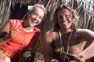 Sonja ja Tomi Amazonissa