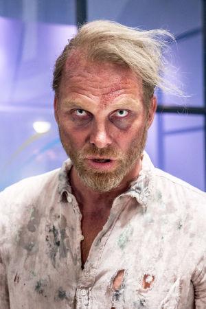 Vesa Kelo (Timo Allinniemi) zombiena