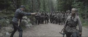 Tuntematon sotilas :Karjula tappaa sotilaan